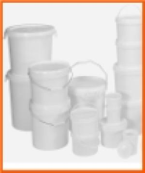 Plastic emmers met deksel kopen